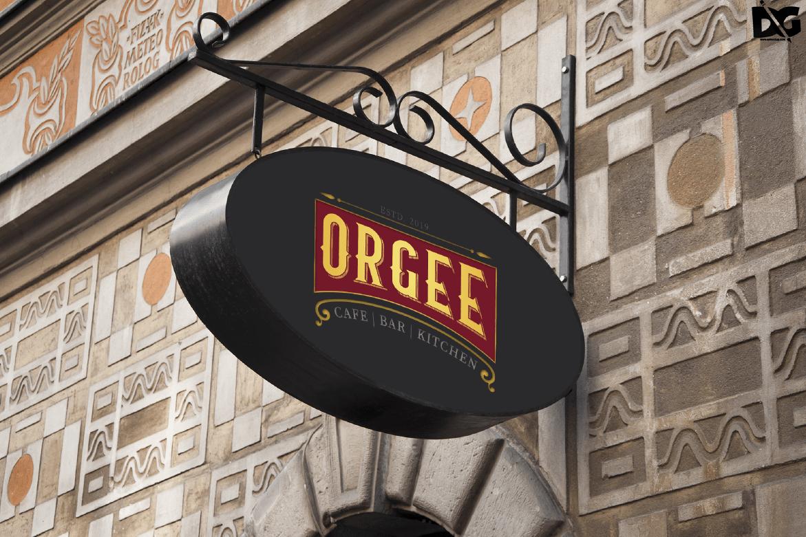 orgee logo