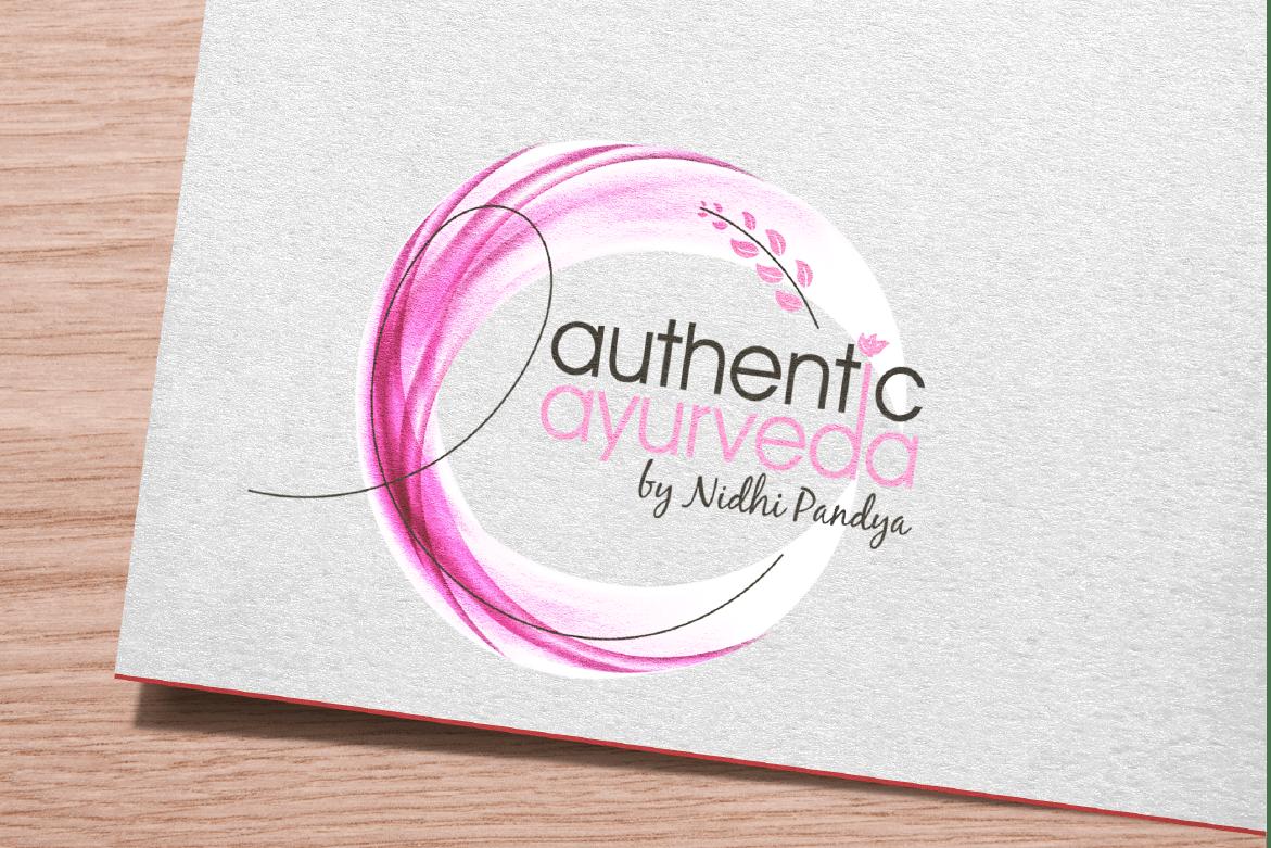 authentic Ayurveda logo